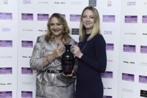 Ayesha Cathy Natwest Awards